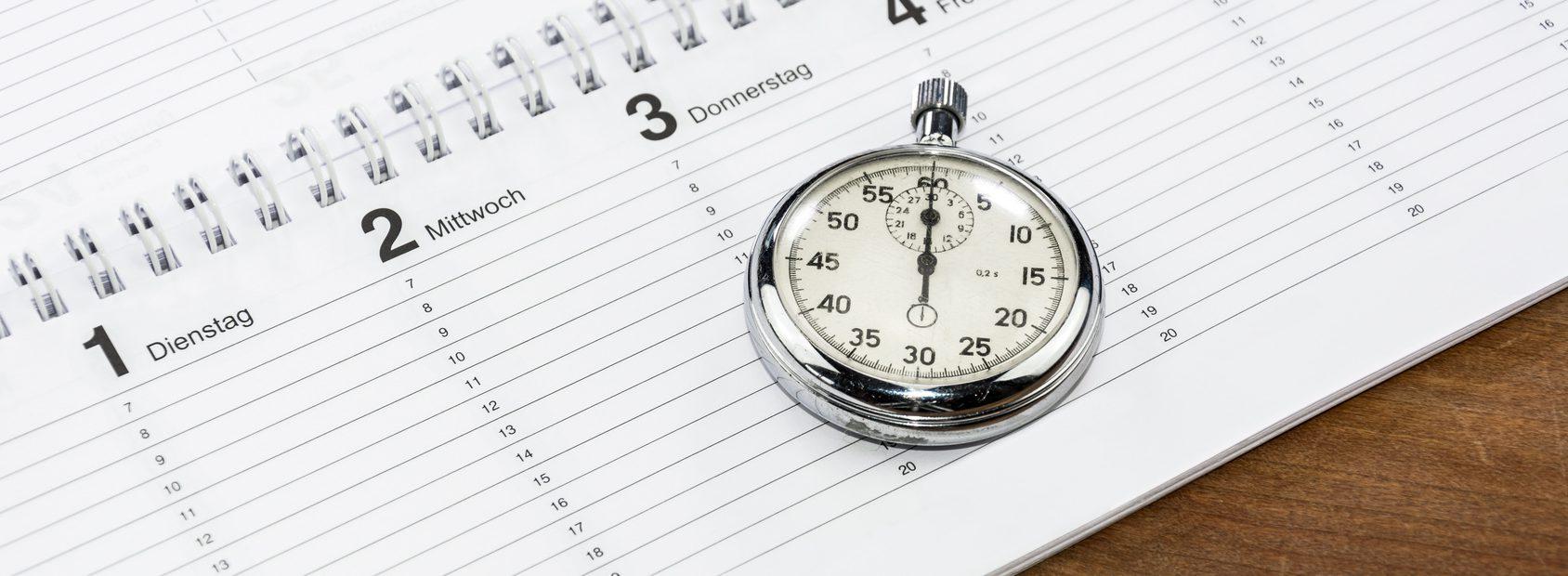 Zeit Kalender