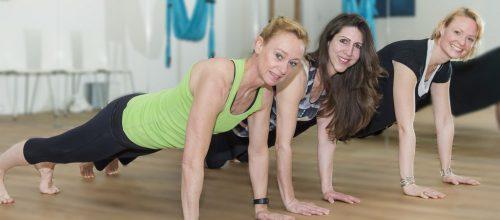 Pilates Fusion-Workout / Zirkel
