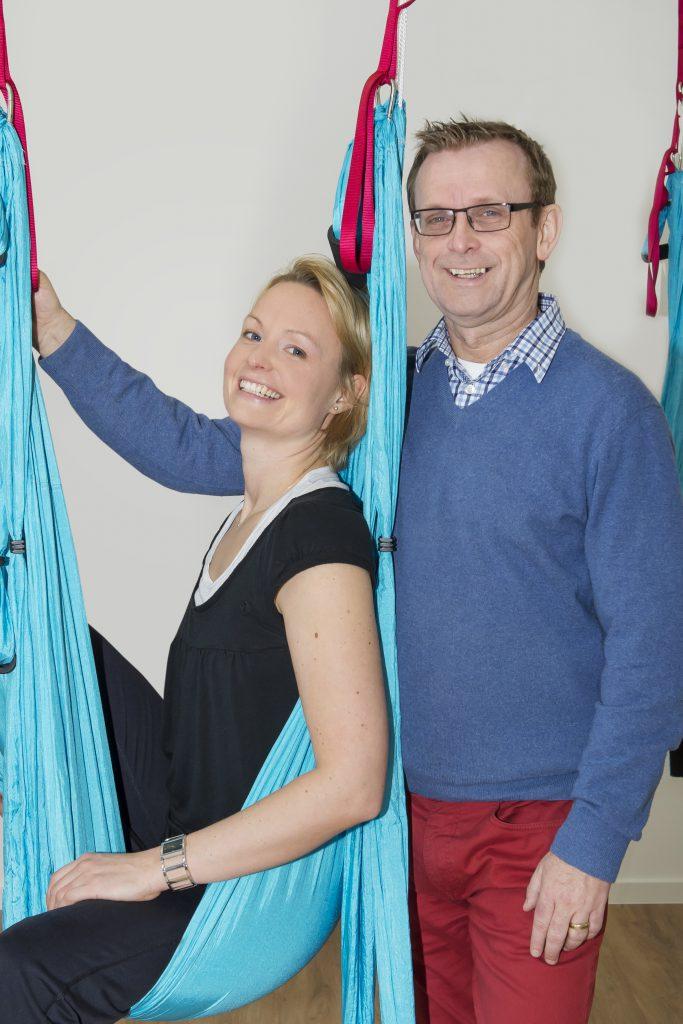 Kirsten Unsel-Furdin und Thomas Franz